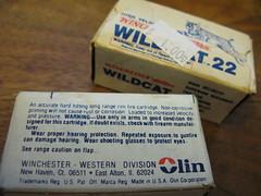 22 wildcat ammo winchester