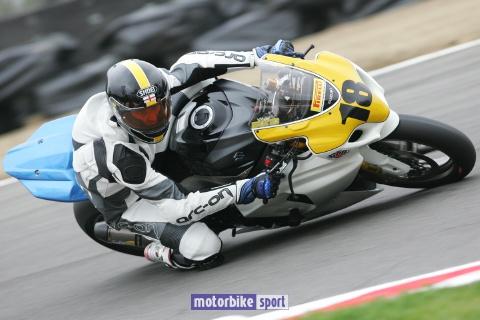 2009 Brands Hatch, UK - Race