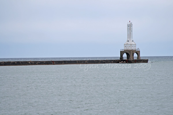 Port Washington Breakwater Lighthouse