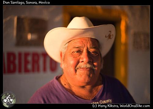 Don Santiago, Sonora, Mexico por exposedplanet.