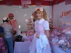 pink sweets stall (cassu_bean) Tags: sweetlolita angelicpretty