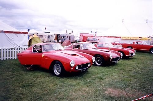Ferrari 250 GT SWBs