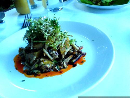 golden beet salad - DSC02840