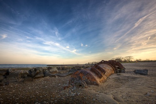 Beach Decay