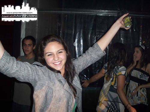 AM en la Fiesta de W Lounge