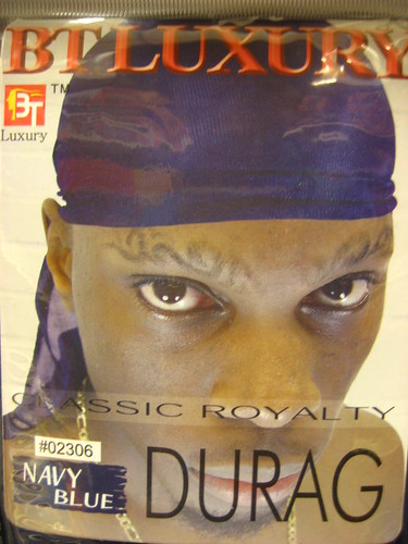 Shaved Eyebrows Classic Royalty Durag 2