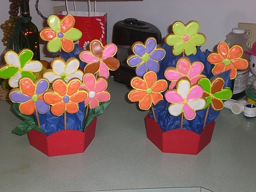 Baskets are completed