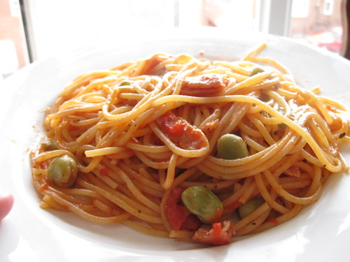 my simple version of Tuscany spaghetti  por d.aniel.