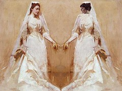 The Wedding Couple, after Abbot Handerso by Mike Licht, NotionsCapital.com, on Flickr