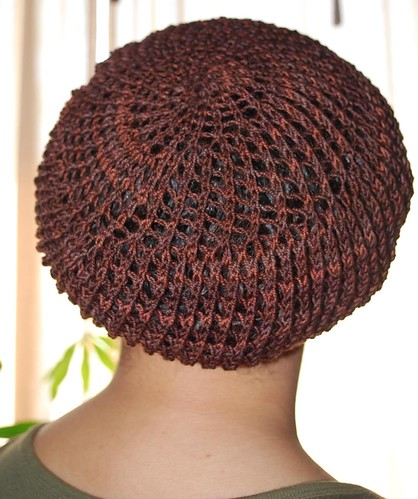 Crochet Hair Net Pattern : CROCHET HAIR NET PATTERN - Crochet Club