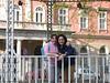 Paola ed Ambra a Lubiana