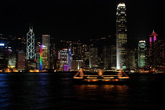Re-imagine (unlimited inspirations) Tags: world show life china travel pink blue windows red panorama green art love home water beautiful beauty yellow ferry architecture modern night buildings reflections river stars hongkong golden design boat nikon asia exposure colours purple famous central dream landmark romance best pearl colourful kowloon unforgettable tst tsimshatsui victoriaharbour wanchai lightings