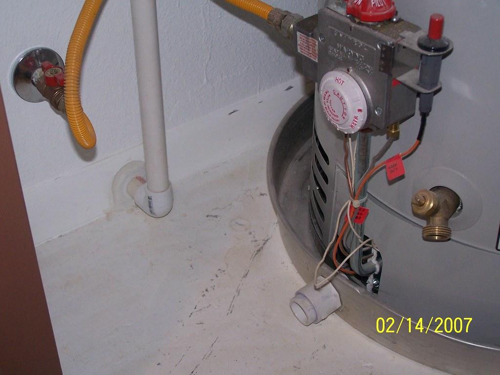 Water Heater Pan Code Water Heater Condensing Tankless