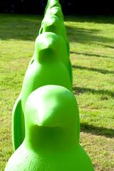 pinguin army (stijnannendijck) Tags: park art belgium kunst pinguins gaasbeek groenenberg lennik sweetlov crackingartgroup stijnannendijck 1n4d williamsweetlov 1night4dakar