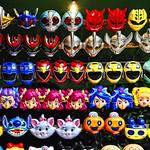 Japanese Super Heroes