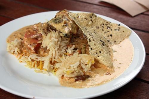 Mandarin Oriental - Kureci tikka masala