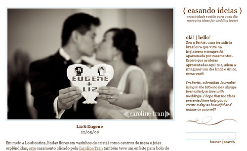 featured on casando ideias