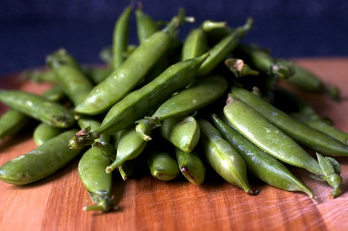 ... , really been waiting for finally arrived this week: sugar snap peas