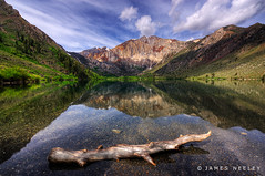Convict Lake (James Neeley) Tags: california nature landscape bravo mammothlakes hdr convictlake 5xp mywinners superaplus aplusphoto jamesneeley flickr12 mountainhighworkshops eisf2009