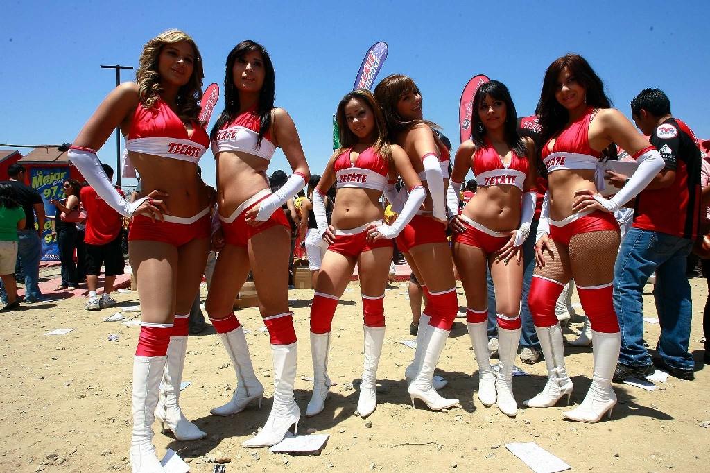 Promotoras del futbol mexicano parte 2