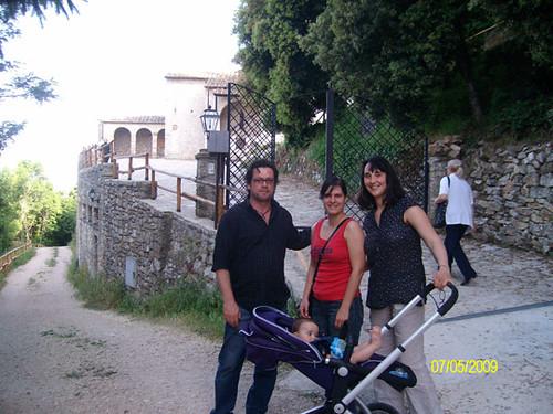 Alessio, Elena, Paola e Sebastiano - Santuario dello Speco