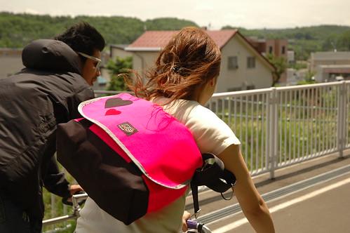 サイクリング 06.10