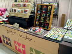 (pitter painter) Tags: urban table display craft painter 2008 uprising pitter ucu