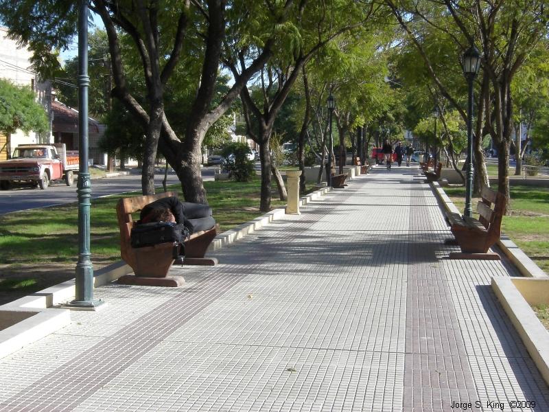 Paseo España