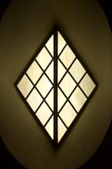 Window (dogwelder) Tags: california window june diamond zurbulon6 2009 culvercity museumofjurassictechnology zurbulon