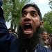 Muslim protestor guy