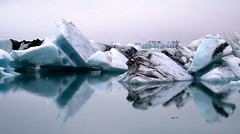 Blue crosses (ystenes) Tags: ice reflections iceland iceberg 1001nights sland blueice bluecross magiccity blackice  jkulsarlon bluecrosses platinumheartaward flickrestrellas 1001nightsmagiccity magiccty