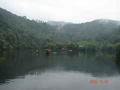 Dinghu lake