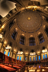 The forbidden temple. (kern.justin) Tags: house chicago temple nikon worship interior bahai hdr wilmette chicagoist d700 kernjustin wwwthewindypixelcom
