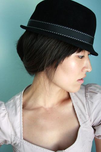 Pinkham Millinery hat