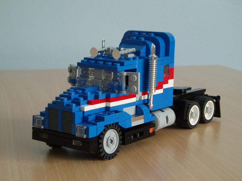 US Semi Truck (2)