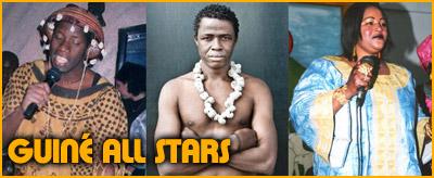 Guiné all Stars