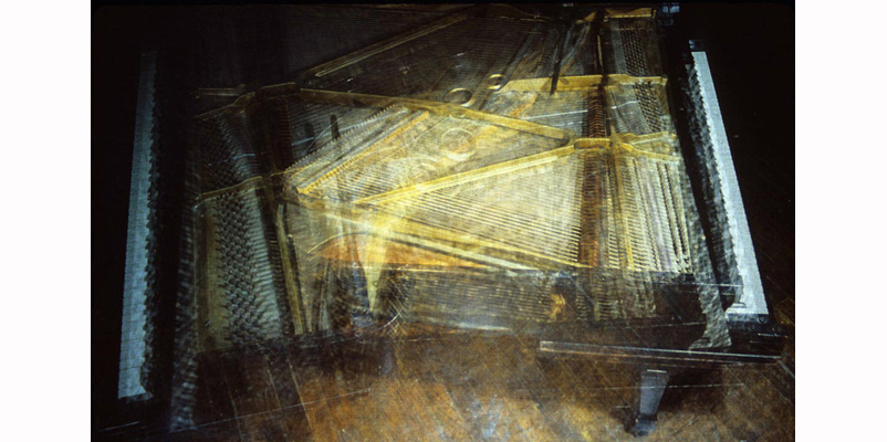 Internal Heliocentric Parallax (1996) by Sui Kang Zhao