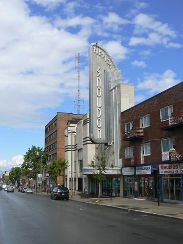 Snowdon Theatre, Montreal