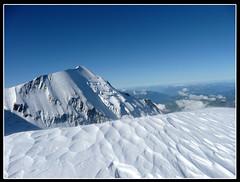 MONT BLANC (NUR FS) Tags: mountain snow detalle landscape nieve paisaje viento alpinismo montaña montblanc cruzadas alpesfranceses