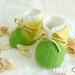 Lemon Baby Shoes