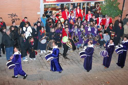 Desfile Jornadas Hellín - Baena
