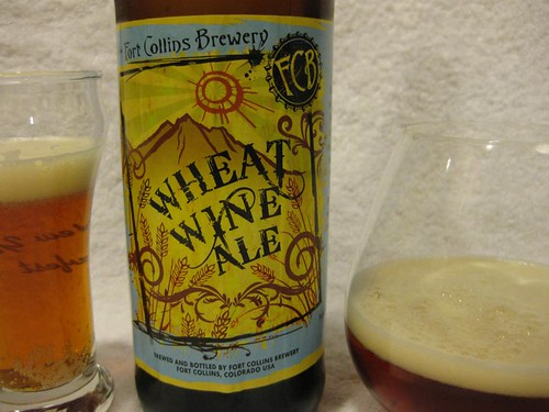 4562537579 a0b297dee8 Fort Collins Brewery   Wheat Wine Ale