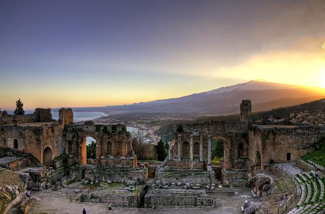 Teatro Antico - Taormina
