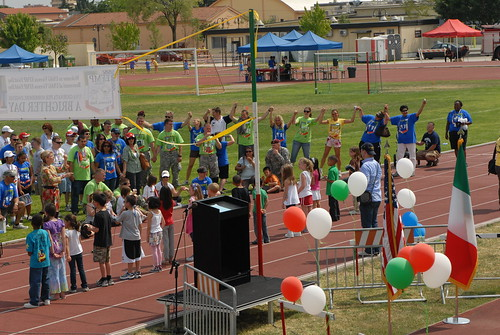 EFMP Sports Day, May 2011