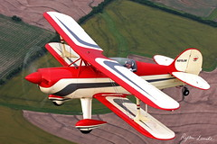 Skybolt (Champion Air Photos) Tags: biplane airtoair skybolt