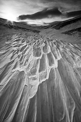 Windscape (Wolfhorn) Tags: white snow black nature alaska creek wind wilderness macala platinumphoto