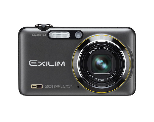 Free Casio Exilim EX-FC100 Digital Camera