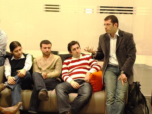 Microsoft Turkiye and Turkish Bloggers 22