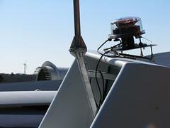 thingy on top of the whatchamacallit (B42) Tags: wind windmills rhodeisland windturbine nacelle wtg portsmouthri 02871 windturbinegenerator pedc portsmouthhighschool
