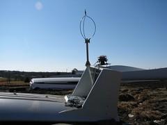 name this photo (B42) Tags: wind windmills rhodeisland windturbine nacelle wtg portsmouthri 02871 windturbinegenerator pedc portsmouthhighschool